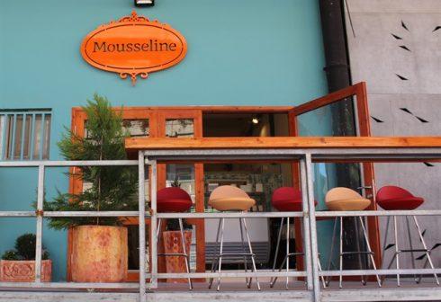 גלידת מוסלין - חנות המפעל תלפיות